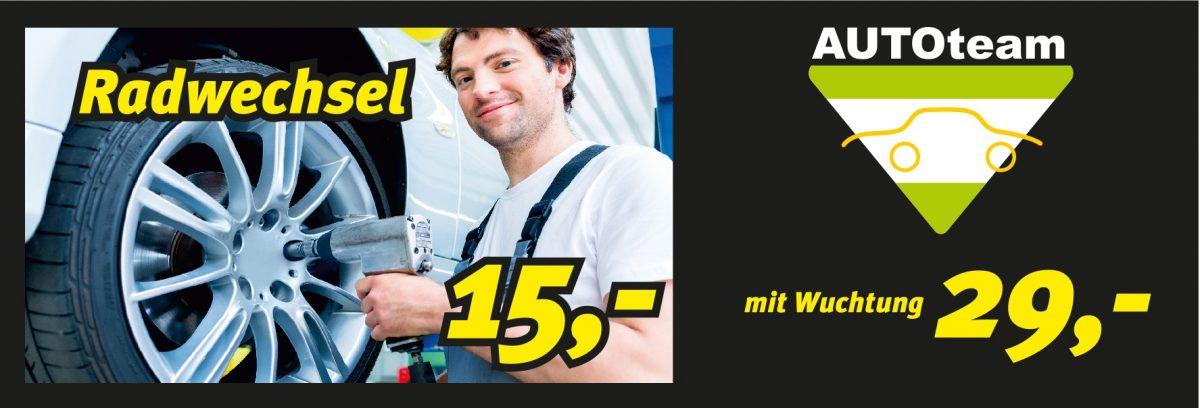 Rad-Wechsel & Reifen-Service Essen