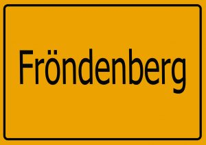 Beulendoktor Fröndenberg