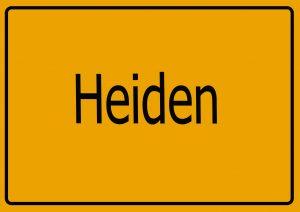 Beulendoktor Heiden