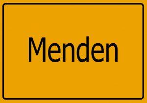 Beulendoktor Menden