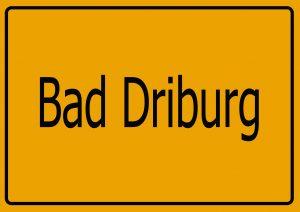 Autoankauf Bad Driburg