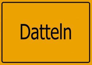 Inspektion Datteln