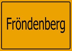 Inspektion Fröndenberg