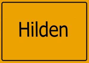 Inspektion Hilden
