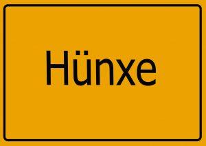 Inspektion Hünxe