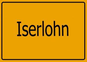 Inspektion Iserlohn