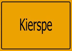 Inspektion Kierspe