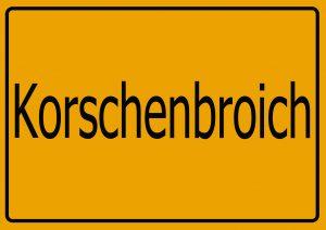 Inspektion Korschenbroich