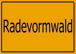 Zahnriemenwechsel Radevormwald