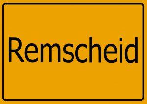 Inspektion Remscheid