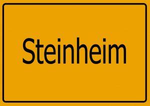 Autoankauf Steinheim