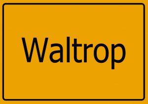Inspektion Waltrop