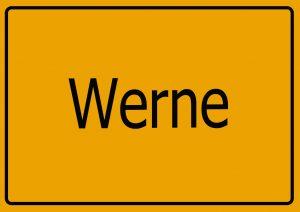 Inspektion Werne