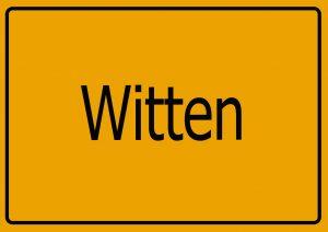 Inspektion Witten