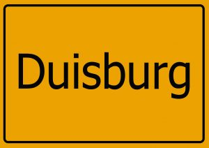 Inspektion Duisburg