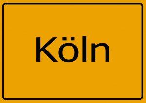 Inspektion Köln