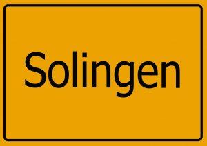 Inspektion Solingen