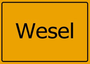 Inspektion Wesel